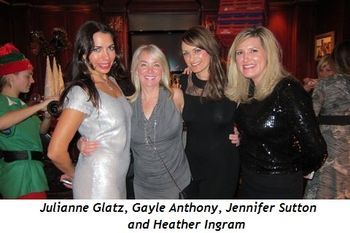 5 - Julianne Glatz, Gayle Anthony, Jennifer Sutton and Heather Ingram