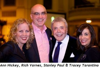 14 - Ann Hickey, Rich Varnes, Stanley Paul and Tracey Tarantino