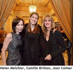 22 - Helen Melchior, Camille Britton and Joan Colmar