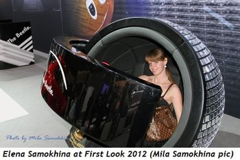 5 - Elena Samokhina at First Look 2012 (Pic by Mila Samokhina)