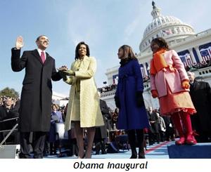 4 - Obama Inaugural