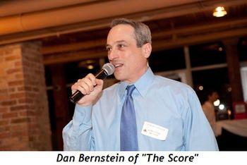 Dan Bernstein, the Score