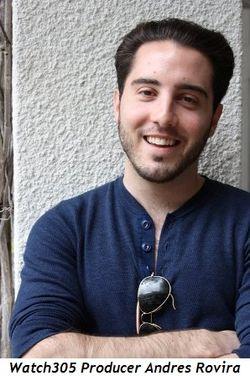 3 - Watch305 Producer Andres Rovira