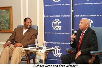 1 - Richard Dent & Fred Mitchell