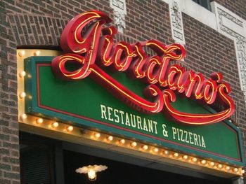 Giordano's sign