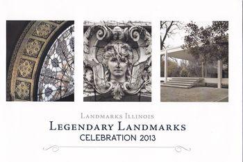 Landmarks 2013 invite image