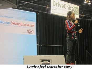 4 - Luvvie Ajayi shares her story