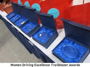 5 - Women Driving Excellence Trailblazer Awards