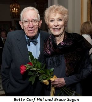 5 - Bette Cerf Hill and Bruce Sagan