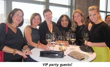 10 - VIP party guests