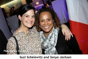 5 - Sonya Jackson (R) and cute friend
