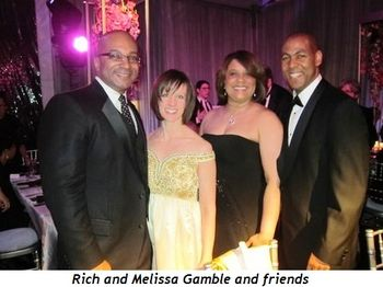 14 - Rich and Melissa Gamble and friends