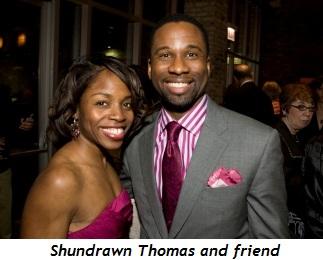 6 - Shundrawn Thomas and friend