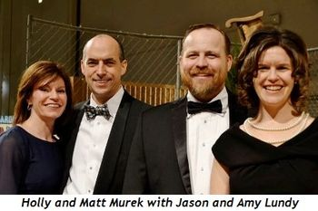 6 - Holly and Matt Murek, Jason and Amy Lundy