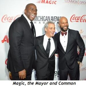 1 - Magic, the Mayor and Common