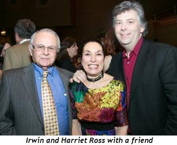 3 - Irwin and Harriet Ross and friend