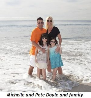 3 - Michelle and Pete Doyle and family