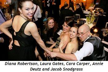 6 - Diana Robertson, Laura Gates, Cara Carper, Annie Deutz, Jacob Snodgrass