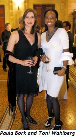 10 - Paula Bork and Toni Wahlberg