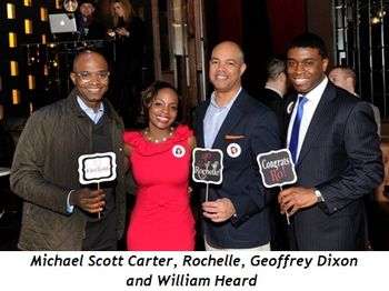 8 - Michael Scott Carter, Rochelle, Geoffrey Dixon, William Heard