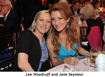 Lee Woodruff, Jane Seymour