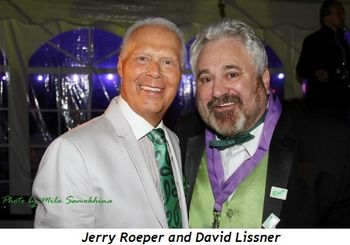 Blog 6 - Jerry Roeper and David Lissner