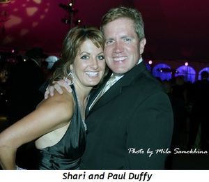 Blog 8 - Shari and Paul Duffy