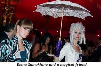 Blog 11 - Elena Samokhina and magical friend