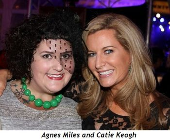 Blog 17 - Agnes Miles and Catie Keogh
