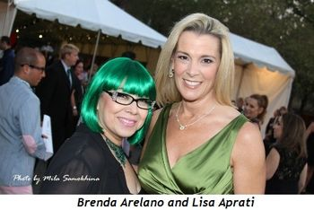 Blog 19 - Brenda Arelano and Lisa Aprati