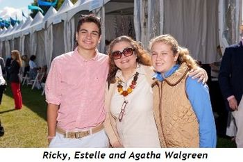 Blog 4 - Ricky, Estelle and Agatha Walgreen