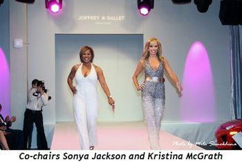 Blog 1 - Co-chairs Sonya Jackson and Kristina McGrath