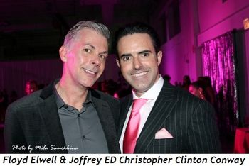 Blog 3 - Floyd Elwell and Joffrey Exec. Dir. Christopher Clinton Conway