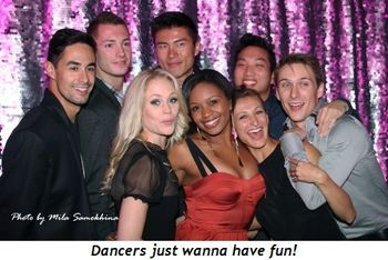 Blog 5 - Dancers just wanna have fun!