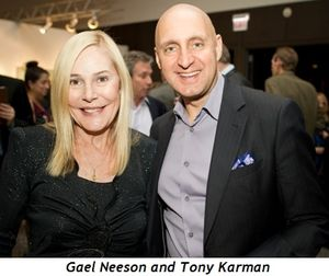 Blog 3 - Gael Neeson, Tony Karman