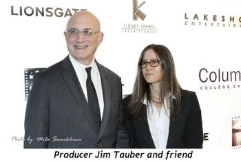 Blog 20 - Producer Jim Tauber