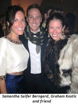 Blog 5 - Samantha Saifer Berngard, Graham Kostic and friend