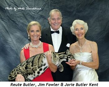 Blog 4 - Reute Butler, Jim Fowler and Jorie Butler Kent
