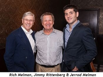 Blog 2 - Rich Melman, Jimmy Rittenberg and Jerrod Melman