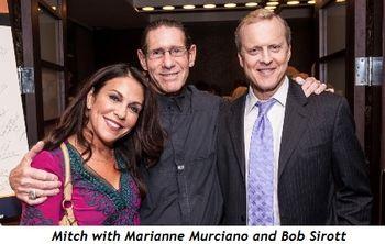 Blog 3 - Marianne Murciano, Bob Sirott and Mitch