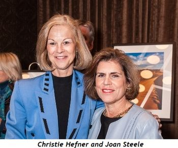 Blog 5 - Christie Hefner and Joan Steele