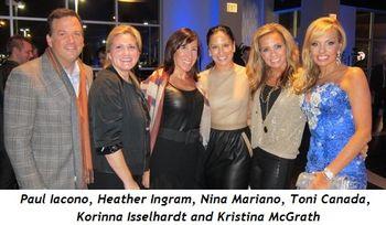 Blog 1 - Paul Iacono, Heather Ingram, Nina Mariano, Toni Canada, Korinna Isselhardt, Kristina McGrath
