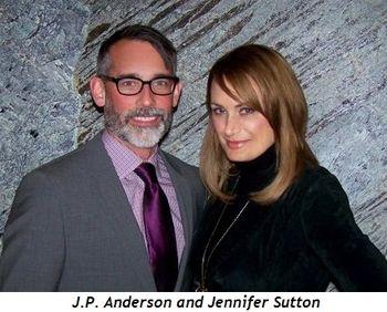 Blog 6 - J.P. Anderson and Jennifer Sutton