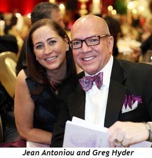 Blog 9 - Jean Antoniou and Greg Hyder