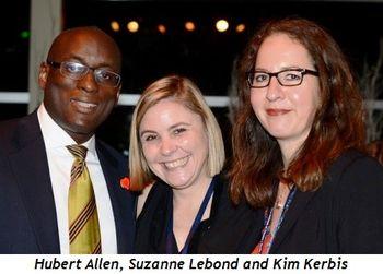 Hubert Allen - Suzanne Lebold - Kim Kerbis