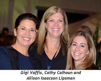 Gigi Vaffis - Cathy Calhoun - Allison Isaacson Lipsman