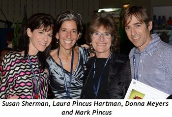 Susan Sherman - Laura Pincus Hartman - Donna Meyers - Mark Pincus