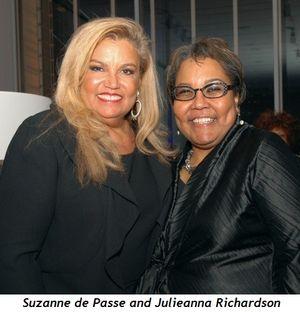 Blog 2 - Suzanne de Passe and Julieanna Richardson