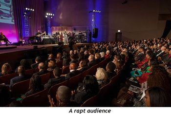 Blog 15 - A rapt audience