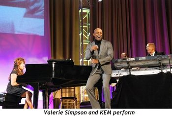 Blog 17 - Valerie Simpson and KEM perform